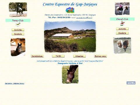 Centre Equestre de Gap Jarjayes - 11155