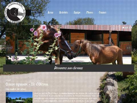 centre equestre oleron
