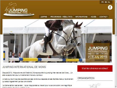 Jumping International De Mons 16353 Themes