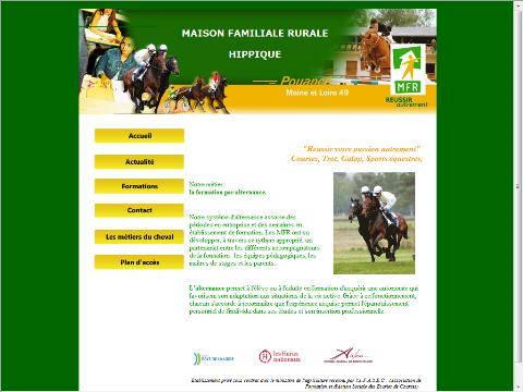 Maison Familiale Rurale Hippique de Pouancé - 3958