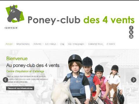 poney 4 vents