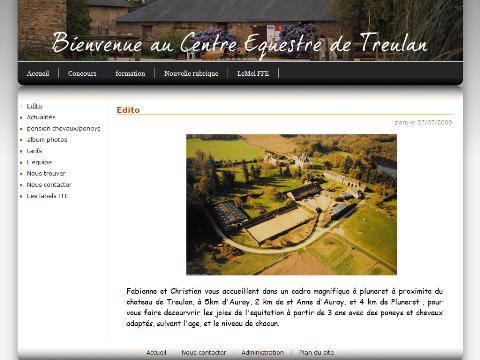 Centre equestre de treulan 16048 - Centre equestre jardin d acclimatation ...